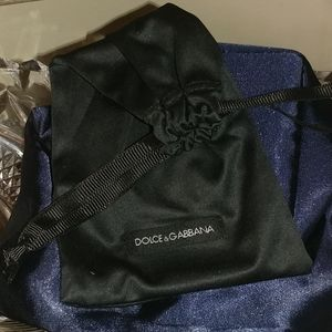 DOLCE & GABBANA Soft Sunglasses Bag